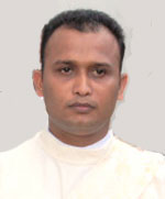 Rev.Fr. Lalith Chrishantha Tissera St. Anthony's Church Weliveriya