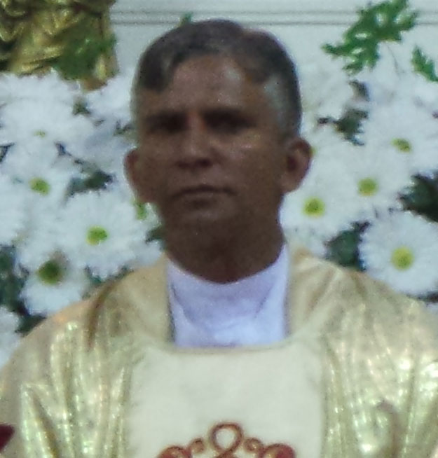 Rev. Fr. B. D. Saman Maximus, The Parish Priest St. Anthony's Church Weliveriya and St. Therese's Church Nakandapola