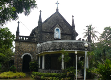St. Therese's Church Nakandapola